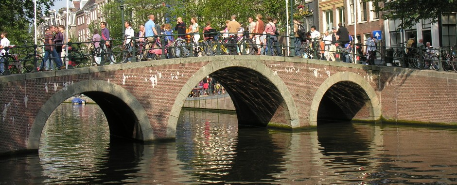 water management in Amsterdam