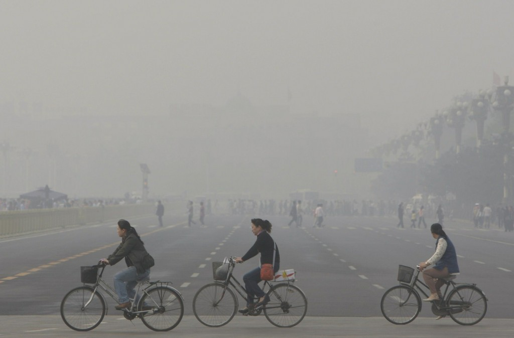 air pollution worst cities