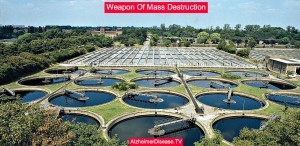 municipal wastewater treatment and disease