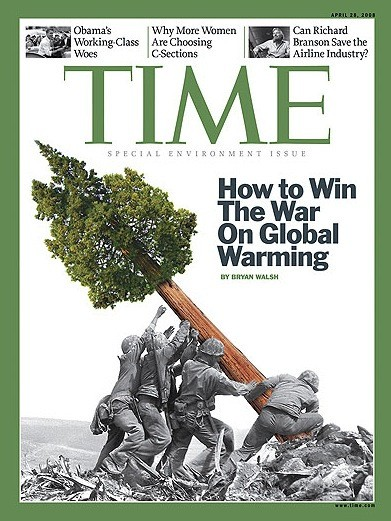 trees and climate action