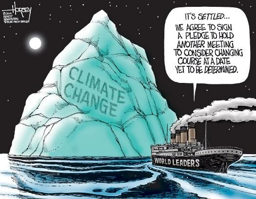 climate change policy